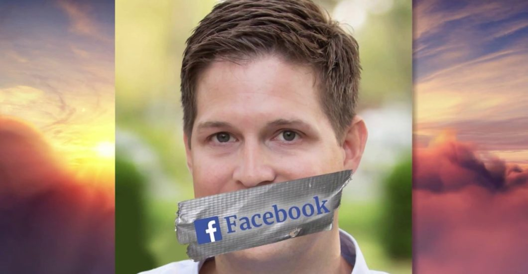 Triple Amputee Veteran Takes The Fight To Facebook (Video)