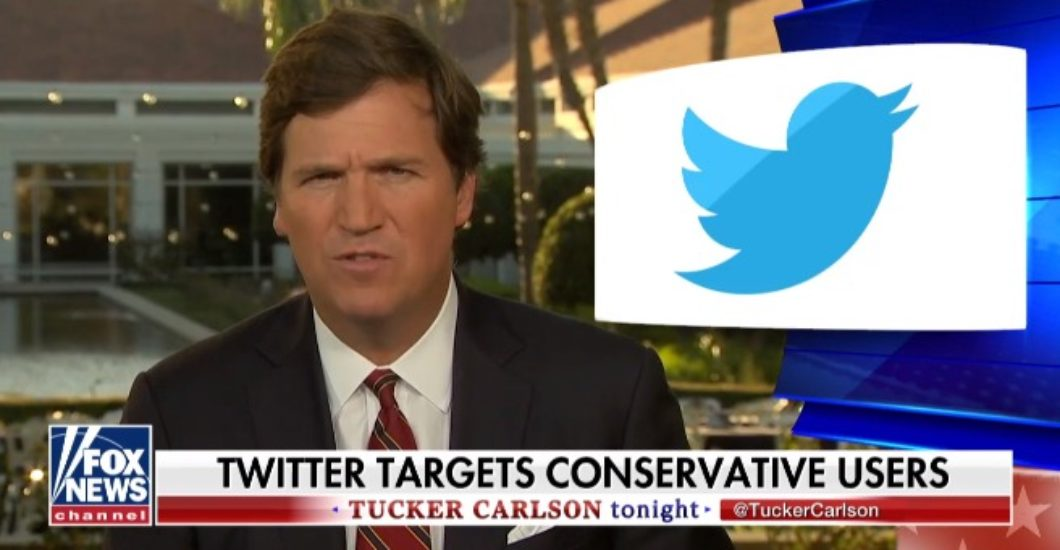 Tucker Carlson Tonight 'Big Tech Tyranny' (Video)