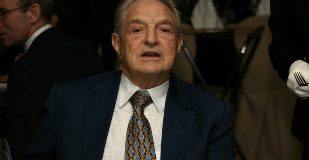 NewGuard's Investor Has Partnered with George Soros on Several Occasions